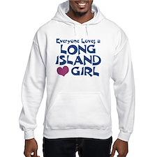 Long Island Girl Hoodie