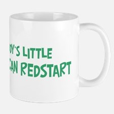 Daddys little American Redsta Mug