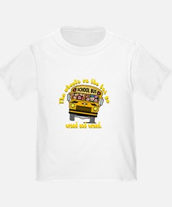 School Bus Kids T