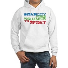 Special Olympics Jumper Hoody