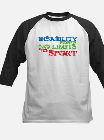 Special Olympics Kids Baseball Jersey