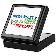 Special Olympics Keepsake Box