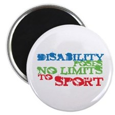 Special Olympics Magnet
