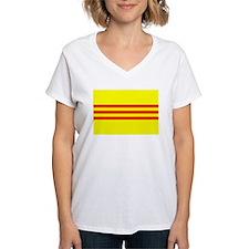 Women's South Vietnam Flag T-Shirt