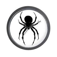 The Spider Wall Clock