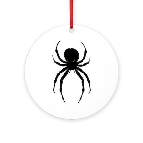 The Spider Ornament (Round)