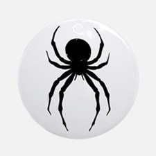 The Spider Ornament (Round)