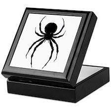 The Spider Keepsake Box