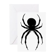 The Spider Greeting Card