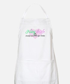 Navy Wife Sexually Deprived BBQ Apron