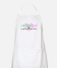Air Force Wife Sexually Deprived BBQ Apron