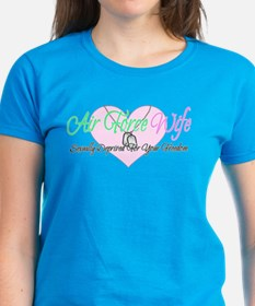 Air Force Wife Sexually Deprived Tee