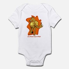 You Want Some of This? Infant Bodysuit