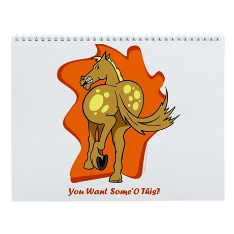 You Want Some of This? Wall Calendar