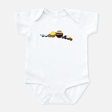 Solar System Infant Bodysuit