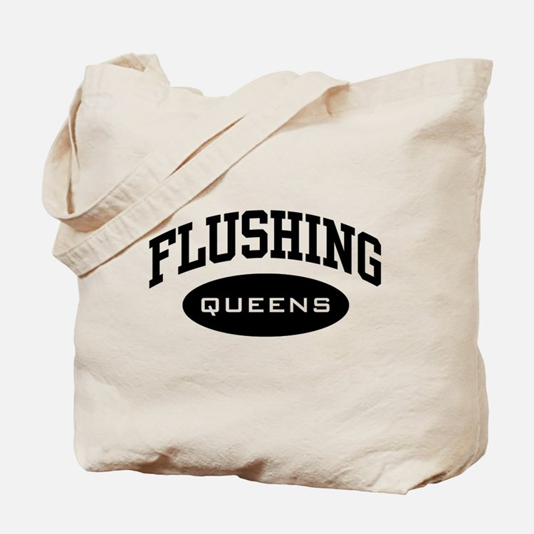 Flushing Queens Tote Bag