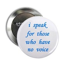 i speak... Button