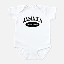 Jamaica Queens Infant Bodysuit