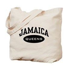 Jamaica Queens Tote Bag