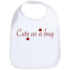 Cute as a Bug (2008) Bib