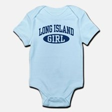 Long Island Girl Infant Bodysuit