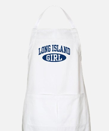 Long Island Girl BBQ Apron