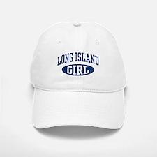 Long Island Girl Baseball Baseball Cap