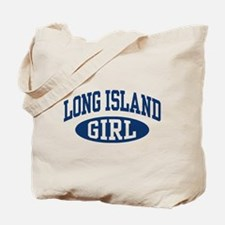 Long Island Girl Tote Bag