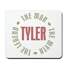 Tyler Man Myth Legend Mousepad