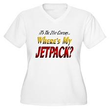 Where's My Jetpack? T-Shirt