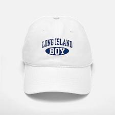 Long Island Boy Baseball Baseball Cap