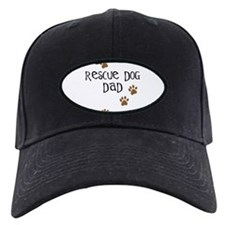 Rescue Dog Dad Baseball Hat