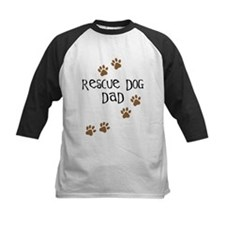 Rescue Dog Dad Tee