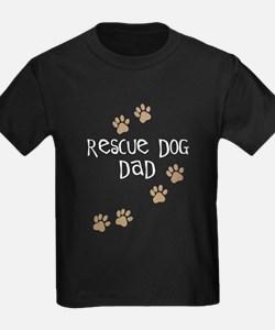 Rescue Dog Dad T