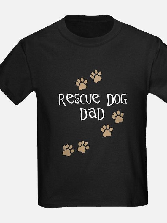 Rescue Dog Dad T