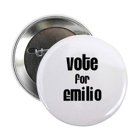 """Vote for Emilio 2.25"""" Button (100 pack)"""