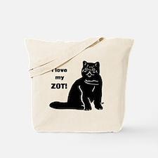 Exotic Shorthair Tote Bag