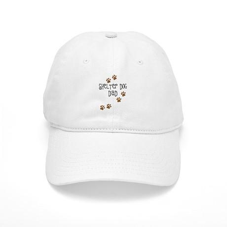 Shelter Dog Dad Cap