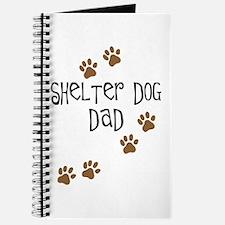 Shelter Dog Dad Journal