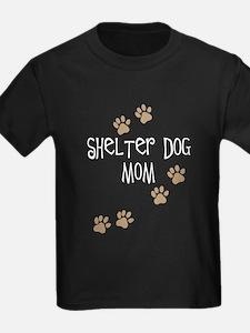 Shelter Dog Mom T