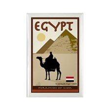 Egypt Rectangle Magnet