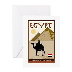 Egypt Greeting Card