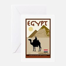 Egypt Greeting Card