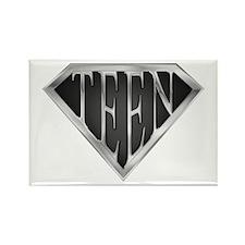 SuperTeen(metal) Rectangle Magnet