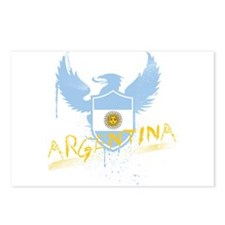 Argentina Winged Postcards (Package of 8)