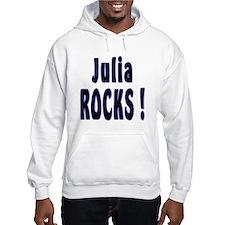 Julia Rocks ! Hoodie