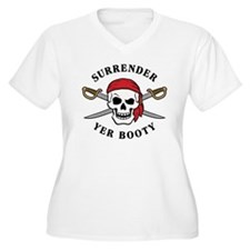 Surrender Yer Booty T-Shirt