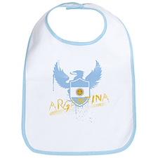 Argentina Winged Bib