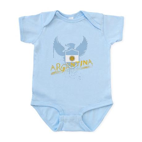 Argentina Winged Infant Bodysuit