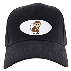Poo Monkey Baseball Hat